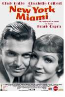 Affiche du film New-York-Miami