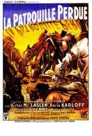 Affiche du film La patrouille perdue