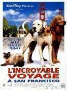 Affiche du film L'incroyable voyage � San Francisco