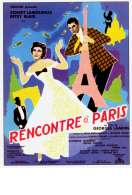 Affiche du film Rencontre a Paris
