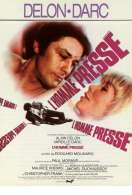 Affiche du film L'homme press�