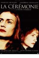 Affiche du film La c�r�monie
