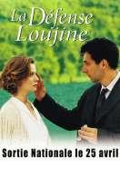 Affiche du film La d�fense Loujine