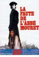 La faute de l'abbé Mouret, le film