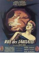 Affiche du film Rue des Saussaies