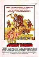 Affiche du film La Brigade des Cow Boys