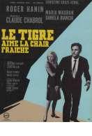 Affiche du film Le Tigre Aime la Chair Fraiche