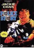 Affiche du film Police story