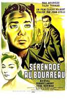 Affiche du film Serenade Au Bourreau