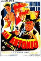 Affiche du film San Antonio
