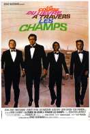 Affiche du film La course du li�vre � travers les champs