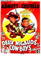 Deux Nigauds Cow Boys, le film