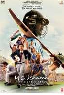 Affiche du film M.S. Dhoni: The Untold Story
