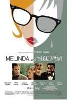 Affiche du film M�linda et M�linda