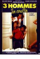 Affiche du film Trois hommes et un couffin