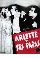 Affiche du film Arlette et ses papas