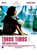 Bande annonce du film Three times