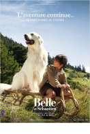 Affiche du film Belle et S�bastien : l'aventure continue