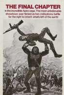Affiche du film La Bataille de la Planete des Singes