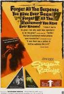 Affiche du film Le sergent noir