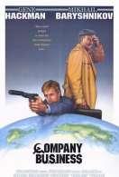 Affiche du film Company business