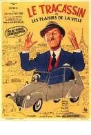 Affiche du film Le tracassin ou les plaisirs de la ville