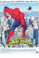 Affiche du film La Riposte de l'homme Araignee