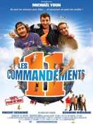 Les 11 commandements, le film