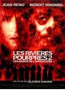 Affiche du film Les Rivi�res pourpres 2 - les anges de l'apocalypse