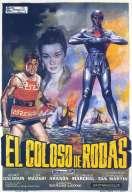 Affiche du film Le Colosse de Rhodes