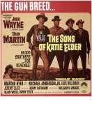 Affiche du film Les quatre fils de katie elder