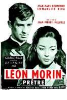 Affiche du film L�on Morin pr�tre