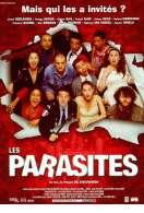 Affiche du film Les parasites