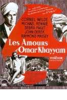 Affiche du film Les amours d'Omar Khayyam