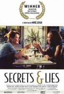 Affiche du film Secrets et mensonges