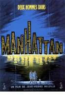 Affiche du film Deux hommes dans Manhattan