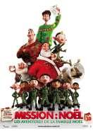 Affiche du film Mission : No�l Les aventures de la famille No�l