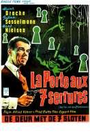 Affiche du film La Porte Aux Sept Serrures