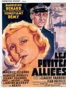 Affiche du film Les petites alli�es
