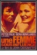 Une femme sous influence, le film