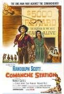 Affiche du film Comanche Station