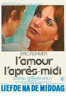 Affiche du film L'amour l'apr�s-midi