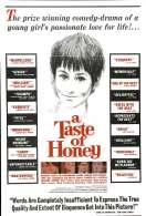 Affiche du film Un go�t de miel