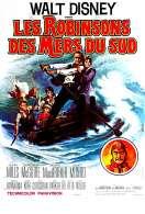 Affiche du film Les robinsons des mers du sud