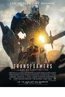 Affiche du film Transformers : l'�ge de l'extinction