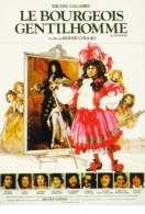 Affiche du film Le bourgeois gentilhomme