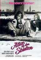 Alice dans les villes, le film