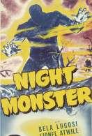 Night Monster, le film