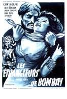 Affiche du film Les �trangleurs de Bombay