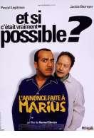Affiche du film L'annonce faite � Marius